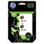 HP 61 Ink Cartridges - Tri-color, 2 Cartridges (CZ074FN) Thumbnail 1