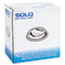 SOLO® Cup Company Traveler Drink-Thru Lid, White, 300/Carton Thumbnail 2