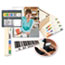 Smead® ColorBar 7-Up Laser Printer Labels, 8w x 1-7/16h, White, 1008/Pack Thumbnail 1