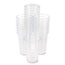 WNA Plastic Tumblers, Cold Drink, Clear, 12 oz., 500/Case Thumbnail 2