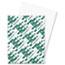 """Neenah Paper Exact Index Card Stock, 90 lb./163 gsm., 8 1/2"""" x 11"""", White, 250 SHTS/PK Thumbnail 1"""