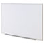Universal Dry Erase Board, Melamine, 60 x 36, Satin-Finished Aluminum Frame Thumbnail 3