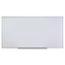Universal Dry Erase Board, Melamine, 96 x 48, Satin-Finished Aluminum Frame Thumbnail 1