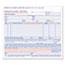 TOPS™ Hazardous Material Short Form, 8 1/2 x 7, Three-Part Carbonless, 250 Forms Thumbnail 1