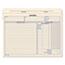 TOPS™ Jacket Style Job Folders, Straight, Index Top Tab, Letter, Manila, 20/Pack Thumbnail 1