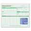TOPS™ Employee Record File Folders, Straight Cut, Letter, 2-Sided, Green Ink, 20/Pack Thumbnail 2