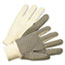 Anchor Brand® PVC-Dotted Canvas Gloves, White, One Size Fits All, 12 Pairs Thumbnail 1