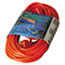 CCI® Vinyl Outdoor Extension Cord, 50ft, 13 Amp, Orange Thumbnail 1
