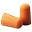 3M™ Foam Single-Use Earplugs, Cordless, 29NRR, Orange, 200 Pairs Thumbnail 1