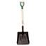 UnionTools® Steel Street Shovel, D-Handle, #4, 38in Handle Thumbnail 1