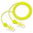 3M™ Tri-Flange Earplugs, Corded, NRR 26 Thumbnail 1