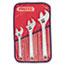 PROTO® PROTO Three-Piece Adjustable Wrench Set Thumbnail 1