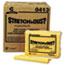 Chix® Stretch 'n Dust Cloths, 12 3/5 x 17, Yellow, 400/Carton Thumbnail 1
