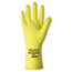 AnsellPro Unsupported Latex Gloves, Size 10, Light Duty Thumbnail 1