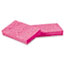 """Boardwalk® Small Cellulose Sponge, 3 3/5 x 6 1/2"""", 9/10"""" Thick, Pink, 2/Pack, 24 Packs/CT Thumbnail 1"""
