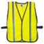 ergodyne® GloWear 8020HL Safety Vest, Polyester Mesh, Hook Closure, Lime, One Size Fit All Thumbnail 1