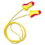 Howard Leight® by Honeywell LL-30 Laser Lite Single-Use Earplugs, Corded, 32NRR, Magenta/Yellow, 100 Pairs Thumbnail 1