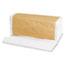 "General Supply C-Fold Towels, 10.13"" x 11"", White, 200/Pack, 12 Packs/Carton Thumbnail 5"