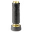 Gilmour® Straight Twist Nozzle, Brass/Rubber, Black Thumbnail 1