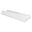 "General Supply C-Fold Towels, 10.13"" x 11"", White, 200/Pack, 12 Packs/Carton Thumbnail 6"