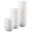 Dart® Bowls, Insulated Foam, 12oz, White, 50/Pack, 20 Packs/CT Thumbnail 2