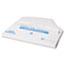 HOSPECO® Health Gards Toilet Seat Covers, Half-Fold, White, 250/Pack, 10 Boxes/Carton Thumbnail 3