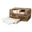 Chix® Food Service Towels, 13 x 21, Cotton, White/Red, 150/Carton Thumbnail 1
