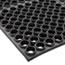 Crown Safewalk Heavy-Duty Anti-Fatigue Drainage Mat, General Purpose, 3' x 5', Black Thumbnail 3