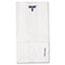 General #6 Paper Grocery Bag, 35lb White, Standard 6 x 3 5/8 x 11 1/16, 500 bags Thumbnail 1