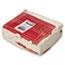 Rubbermaid® Commercial Swinger Loop Wet Mop Head, Large, Cotton/Synthetic, White, 6/Carton Thumbnail 3