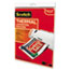 Scotch™ Letter Size Thermal Laminating Pouches, 3 mil, 11 1/2 x 9, 20/Pack Thumbnail 2