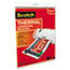 Scotch™ Letter Size Thermal Laminating Pouches, 3 mil, 11 1/2 x 9, 20/Pack Thumbnail 3