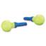 3M™ E·A·R Push-Ins Earplugs, Cordless, 28NRR, Yellow/Blue, 100 Pairs Thumbnail 1