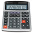 Innovera® 15971 Large Digit Commercial Calculator, 12-Digit LCD Thumbnail 1
