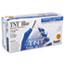 AnsellPro TNT Disposable Nitrile Gloves, Non-powdered, Blue, Large, 100/Box Thumbnail 1