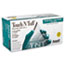 AnsellPro Touch N Tuff Nitrile Gloves, Teal, Size 8.5 9, 100/Box Thumbnail 1