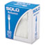 SOLO® Cup Company Boxed Reliance Mediumweight Cutlery, Fork, White, 1000/Carton Thumbnail 2
