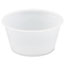 SOLO® Cup Company Polystyrene Portion Cups, 2oz, Translucent, 250/Bag, 10 Bags/Carton Thumbnail 1
