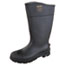 SERVUS® by Honeywell CT Safety Knee Boot with Steel Toe, Black, Pair Thumbnail 1