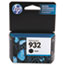 HP 932 Ink Cartridge, Black (CN057AN) Thumbnail 1