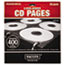 Vaultz® Two-Sided CD Refill Pages for Three-Ring Binder, 50/Pack Thumbnail 1