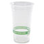 Eco-Products® GreenStripe Renewable & Compostable Cold Cups - 24oz., 50/PK, 20 PK/CT Thumbnail 1