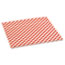 Bagcraft Grease-Resistant Paper Wrap/Liners, 12 x 12, Red Check, 1000/Box, 5 Boxes/Carton Thumbnail 1