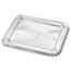 Handi-Foil of America® Steam Table Pan Foil Lid, Fits Half-Size Pan, 10 7/16 x 12 1/5 Thumbnail 1