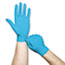 AnsellPro Touch N Tuff Nitrile Gloves, Teal, Size 8.5 9, 100/Box Thumbnail 3