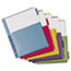 Cardinal® Poly Expanding Pocket Index Dividers, 5-Tab, Letter, Multicolor, per Pack Thumbnail 3