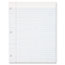 TOPS™ Filler Paper, 3H, 16 lb, 8 1/2 x 11, College Rule, White, 500 Sheets/Pack Thumbnail 2