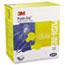 3M™ E·A·R Push-Ins Earplugs, Cordless, 28NRR, Yellow/Blue, 100 Pairs Thumbnail 2