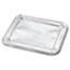 Handi-Foil of America® Steam Table Pan Foil Lid, Fits Half-Size Pan, 10 7/16 x 12 1/5 Thumbnail 2