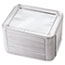 Handi-Foil of America® Steam Table Pan Foil Lid, Fits Half-Size Pan, 10 7/16 x 12 1/5 Thumbnail 3